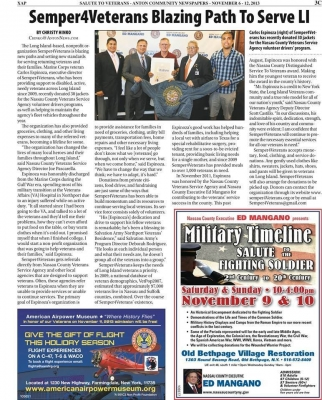 Semper4Veterans on Anton News