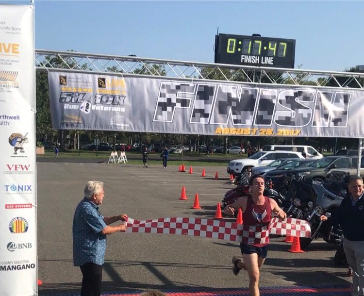 2017 5K/10K Race Finish