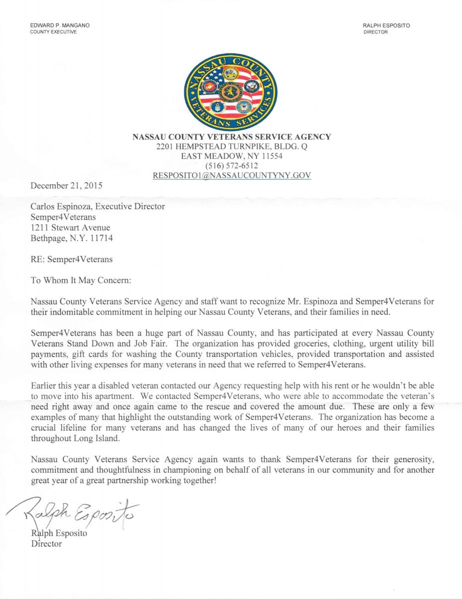 2015 Letter