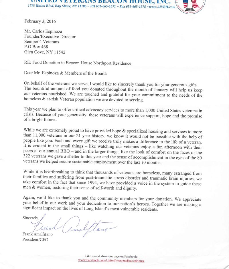 2016 Letter