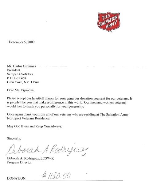 2009 Letter