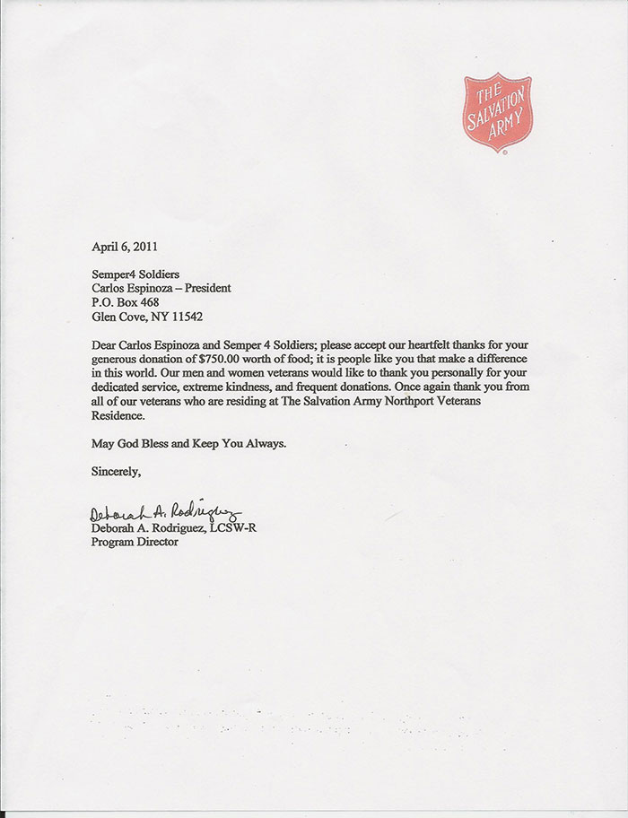 2011 Letter