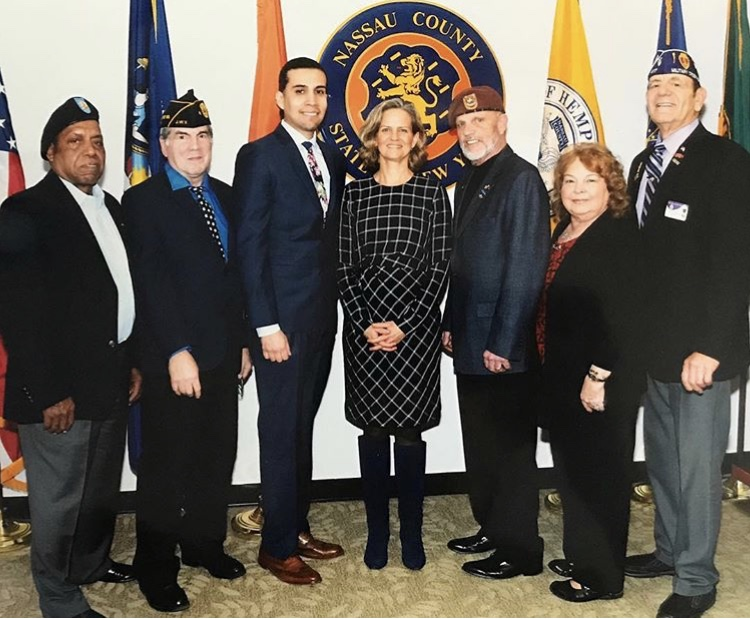 Veterans Advisory Committee for Nassau County Executive Laura Curran